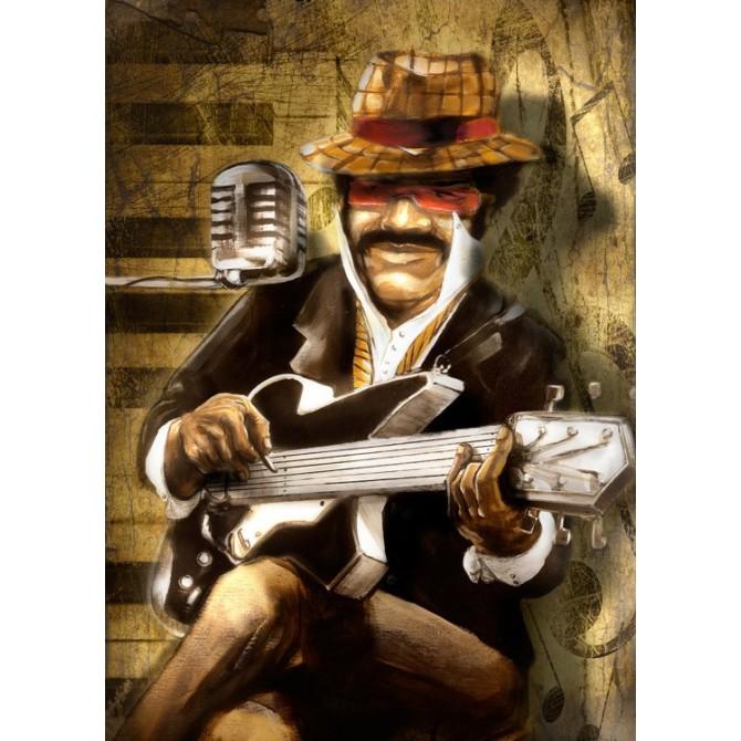 Cuadro El Guitarrista