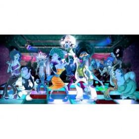 Cuadro Disco Club -3