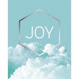 Love Joy Geo Turquoise 3