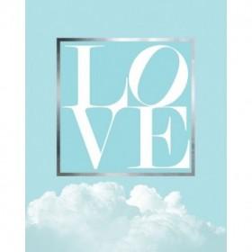 Love Joy Geo Turquoise 1
