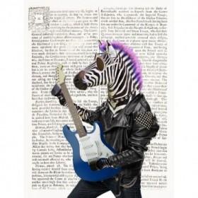 Rockn Zebra