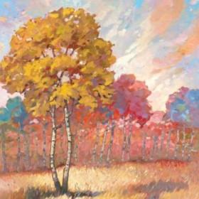 Tree Line II