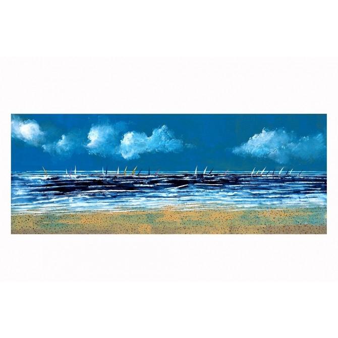Sea and Boats II