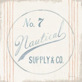 Floursack Nautical IX
