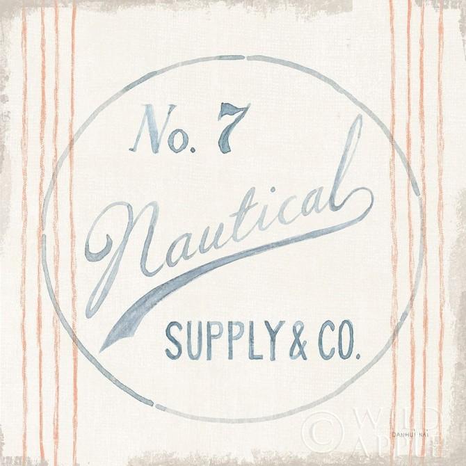 Floursack Nautical IX