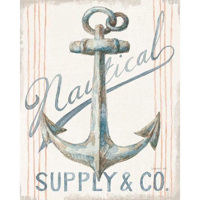 Floursack Nautical V