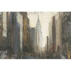 Urban Movement I NY Neutral Crop