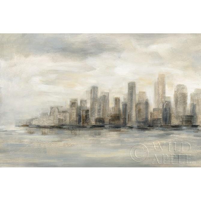 Manhattan Low Clouds