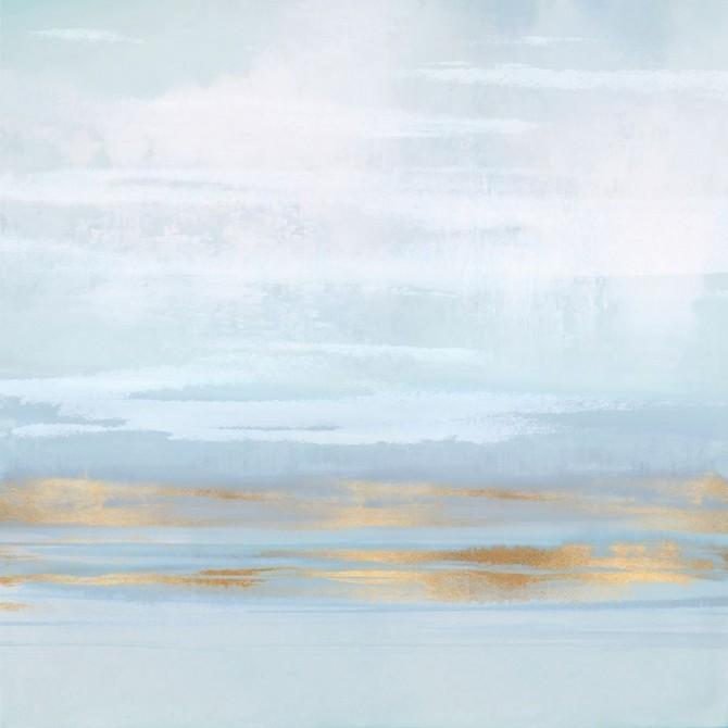 Sky Blue Reflection II