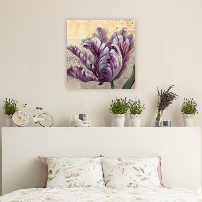 Purple Garden II