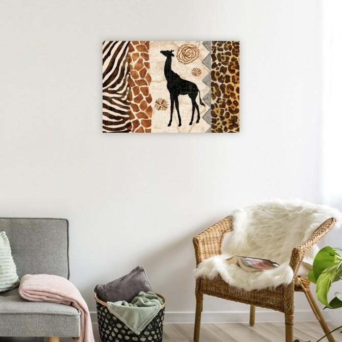 Safari Jungle Landscape
