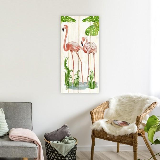 Flamingo Stroll 2