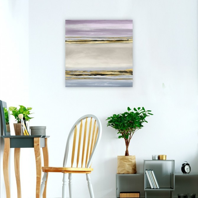 Linear Motion in Lavender