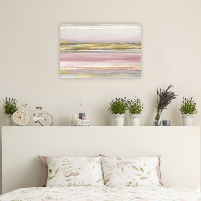 Subtle Reflections with Blush