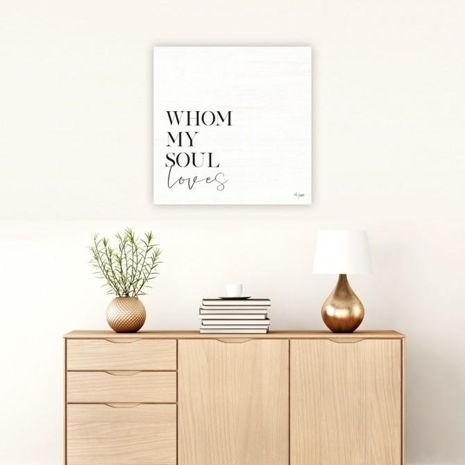 Whom My Soul Loves