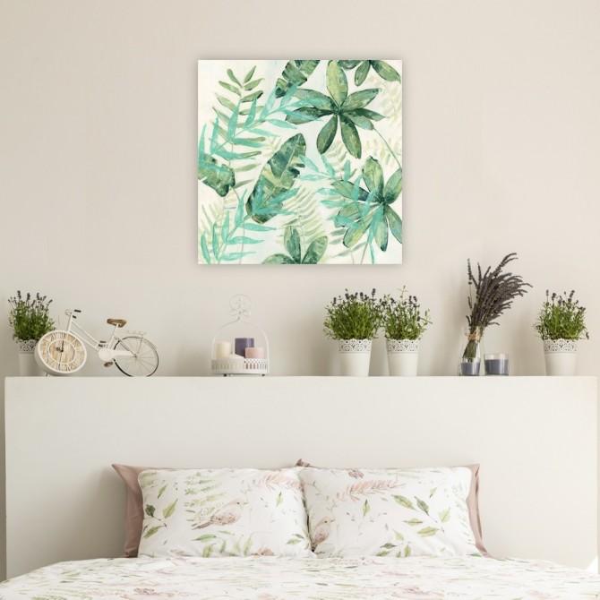 Palm Montage I