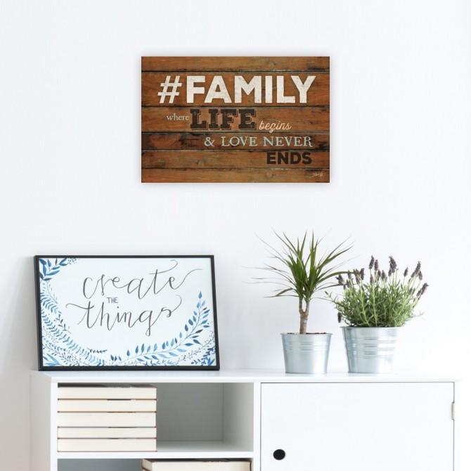 FAMILY - Where Life Begins