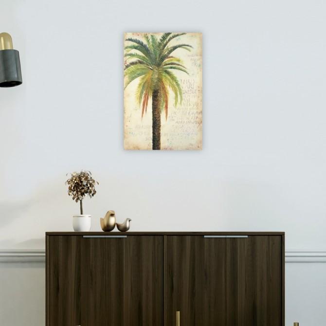 Palms andScrolls II