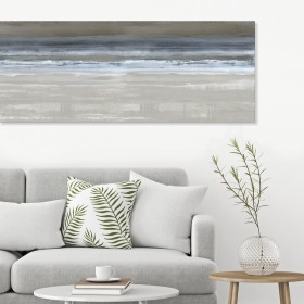 Cuadro Abstracto Grande - Boundless - 200x80 cm