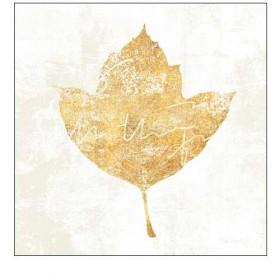 Cuadro hoja-Bronzed Leaf I