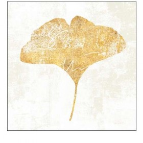 Cuadro Hoja-Bronzed Leaf III