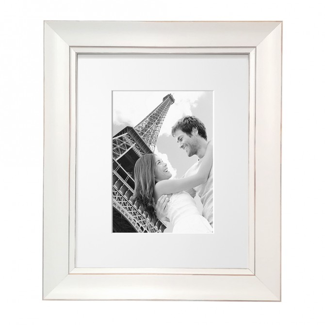 copy of Silver Classic Smooth Frame