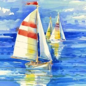 Cape Sailboats I