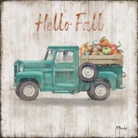 Truckin Into Fall