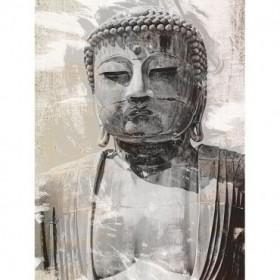 Japanese Buddha Close Up