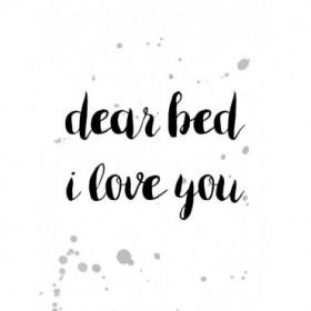 Dear Bed 2