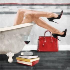 Wine And Bath