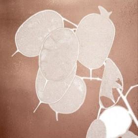 Rose Gold Leaves 2