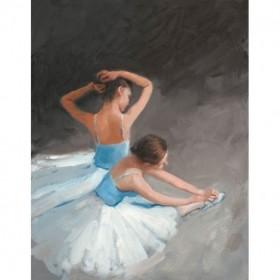 Dancers at Ease