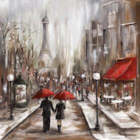 Rainy Afternoon Cafe