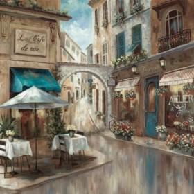 Provence Cafe I