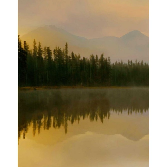 Twilight Reflection I