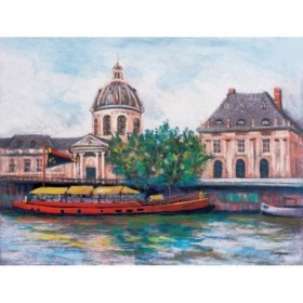 Boats in Paris II