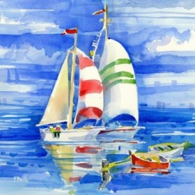 Cape Sailboats II