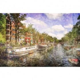 Amsterdam Waterway