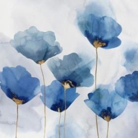 Pretty in Blue I