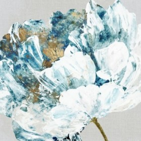 Rhinestone Flower II