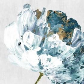 Rhinestone Flower I