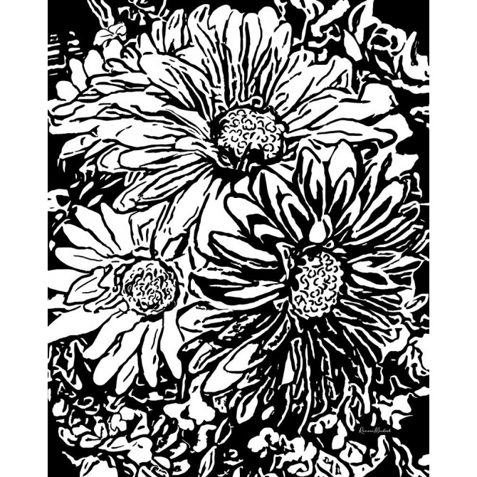 BW Floral No. 1