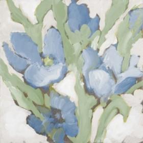 Blue Begonias II