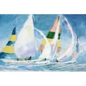 Sailing Away I