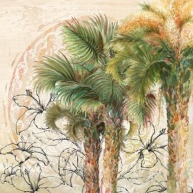 Palms Away II