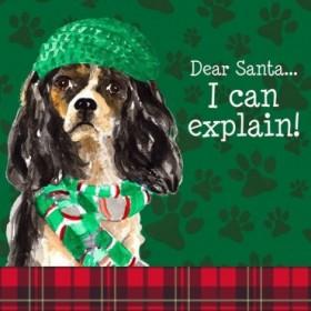Christmas Puppy II