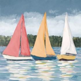 Soft Pastel Sails