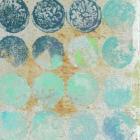 Aqua Circles II