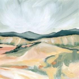 Vermillion Landscape II